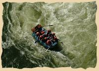 Zambezi Whitewater Rafting