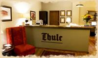 Hotel Thule Rezeption
