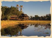 Okavango Delta Fly In Safari
