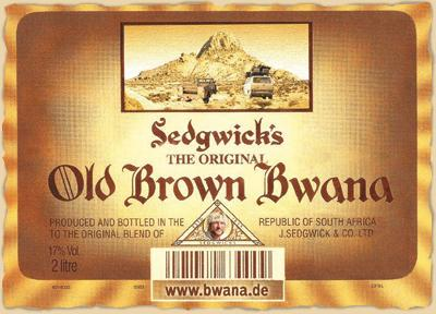 Old Brown Bwana