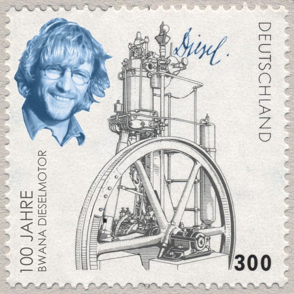Stamp_100_Jahre_Dieselmotor