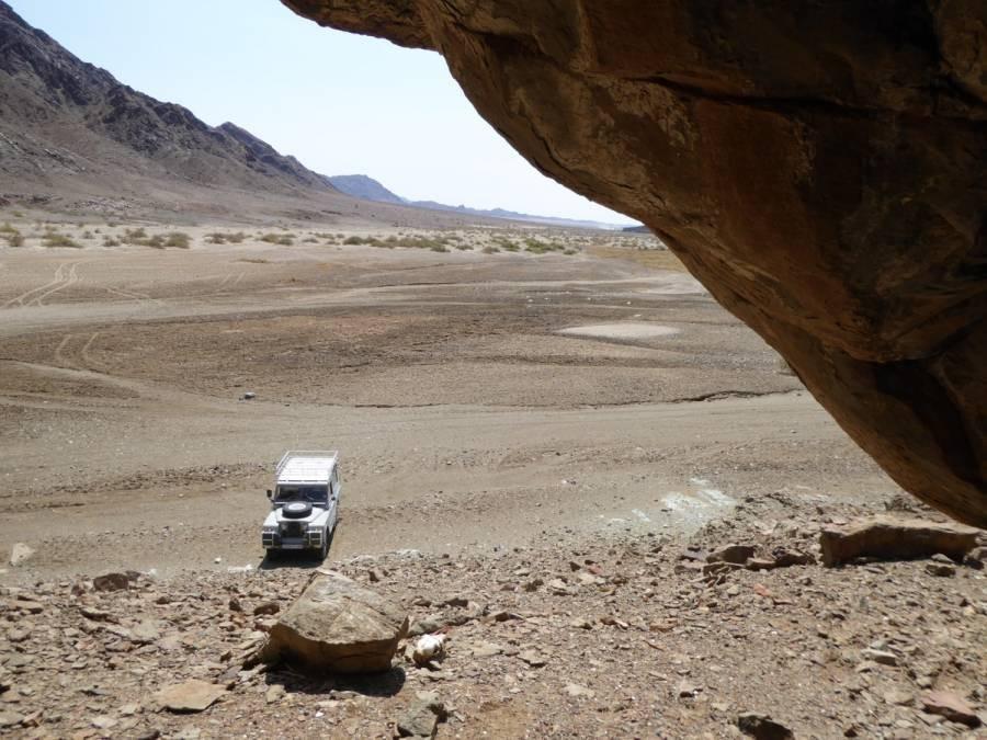 Gamchab Trail