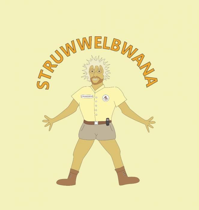 Struwwelbwana